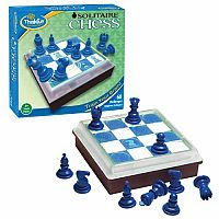 ThinkFun: Solitaire Chess 3400