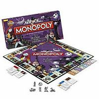 Monopoly: The Nightmare Before Christmas 461