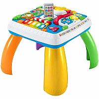 Fisher-Price Laugh & Learn Around The Town Learning Table (Assembled) Local Pickup