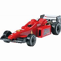 Darda: F1 Formula Car Red Ultra Speed 1/64 scale