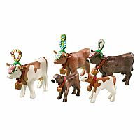 Playmobil Add On 6535 Alpine Cow Parade