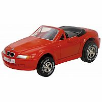 Darda: BMW Z3 Red Speed Racer 1/64 scale