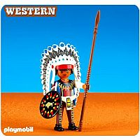 Playmobil  Native American Chief II Add-On Series