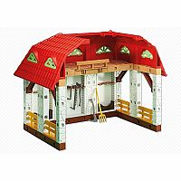 Playmobil Vehicle Shed Farm Add-On Series