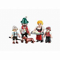 Playmobil Add-On Series - Traditional Family