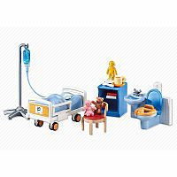 Playmobil Add-On Series - Child Hospital Room
