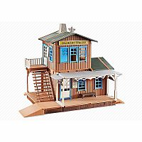 Playmobil Add-On Series - Western Depot (Station)