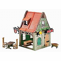 Playmobil Add-On Series - Medieval Tailor's Shop