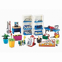 Playmobil Add-On Series - Hardware store
