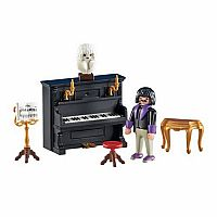 Playmobil Action-Figures - Pianist