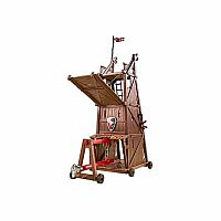 PLAYMOBIL Add On 6547 Battle Tower with Battering Ram