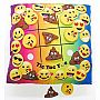 Autograph Pillows Camp Bunk Kids A Great Pre-Camp Gift For Boys Or Girls Tic Tac Toe Emoji Game