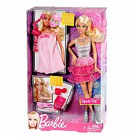 Barbie Spa to Fab Barbie Doll