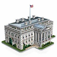 WREBBIT 3D The White House - 3D Jigsaw Puzzle (490 pieces) …