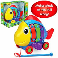 The Learning Journey: Pull Along Tune a Fish