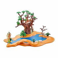 PLAYMOBIL Add On 6543 Water Hole