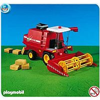 Playmobil Harvester (Add-on Series).