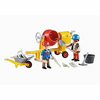 Playmobil Add-On Series - 2 Construction Workers