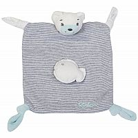 Kaloo Zen : Bear Cuddly Toy with 4 Knots