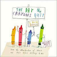 The Day the Crayons Quit [Book]