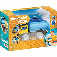 PLAYMOBIL® Water Tank Truck, Multicolored