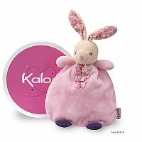 Kaloo: Petite Rose - Doudou Girly Rabbit