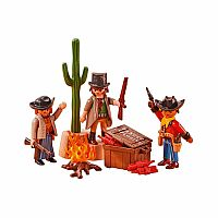 Playmobil Add On 6546 Western Bandits