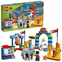 Lego Duplo: My first circus