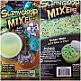 Slimygloop Mix 'Ems Ready Made Glow In The Dark Mix Sensory Play Eyes Beads