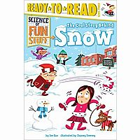 The Cool Story Behind Snow (Science of Fun Stuff) Paperback – October 27, 2015