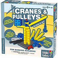 Thames & Kosmos Little Labs Cranes and Pulleys