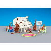 Playmobil Add-On Series - Music Room