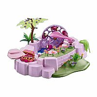 PLAYMOBIL Add On 6563 Enchanted Fairy Pond