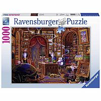 Ravensburger Gallery of Learning 15292 1000 Piece Puzzle