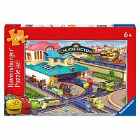 Chuggington Busy Day 100 Piece Puzzle