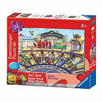 Chuggington: Ready to Roll 24 Piece Floor Puzzle