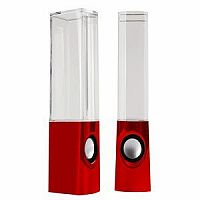 Leading Edge - Water Dancing Speakers (Red)
