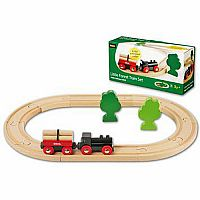 Brio Little Forest Train Set 33042