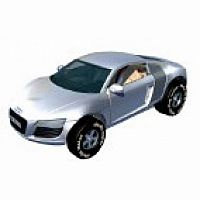 Darda: Audi R 8 Ultra Speed 1/64 scale