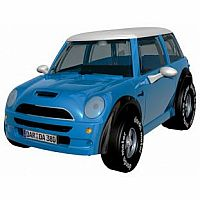 Darda: Mini Cooper Ultra Speed 1/64 scale