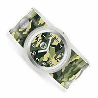 Army Camo - Watchitude Slap Watch